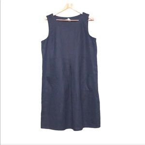 J.Jill Love Linen Dress Size L